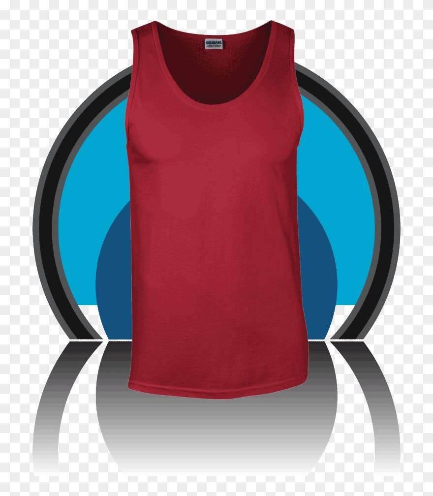 8ecb6ca5 Cheap Custom Tank Tops - Single Color T Shirt Clipart (#3253510 ...