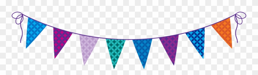 Flag party. Birthday png clipart pinclipart
