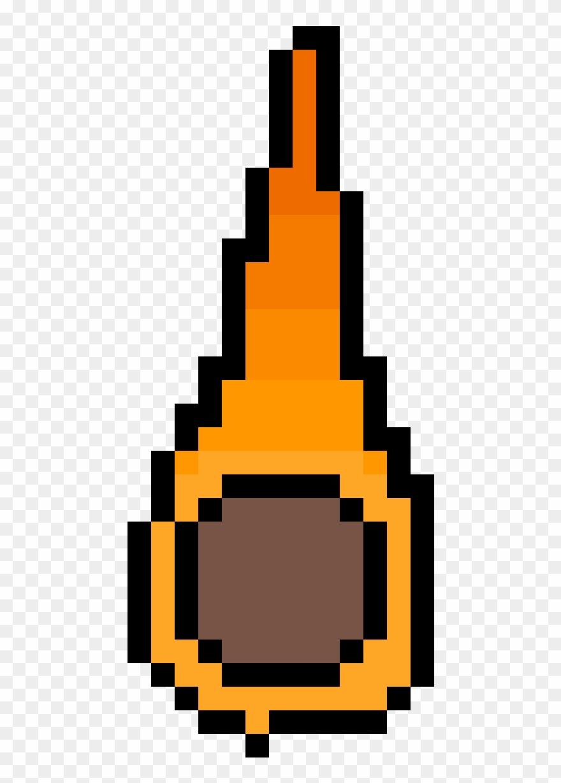 Meteor Minecraft Pixel Art