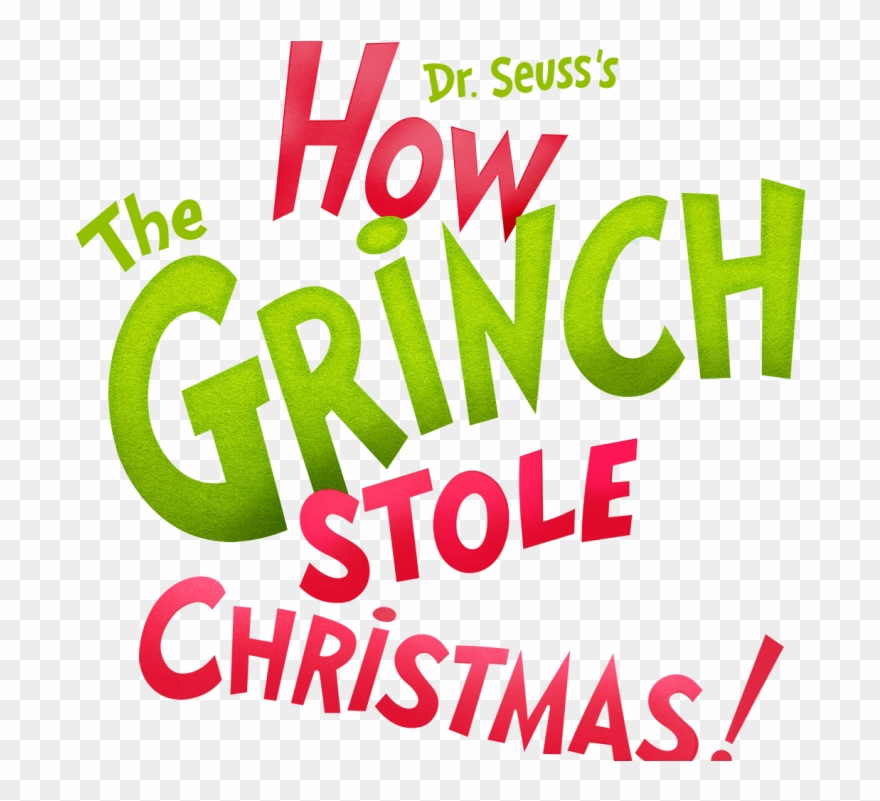 Dr Seuss The Grinch Who Stole Christmas Poem.How The Grinch Stole Christmas Png Grinch Who Stole