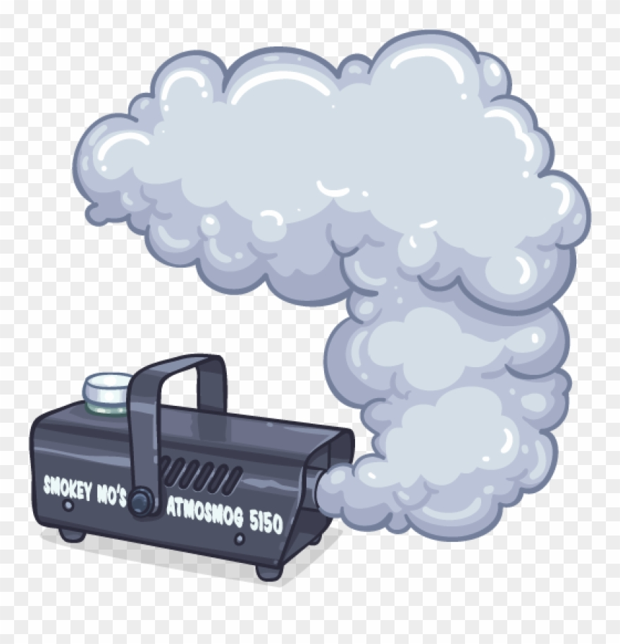 Smoke Machine - Smoke Machine Icon Png Clipart (#3272519) - PinClipart