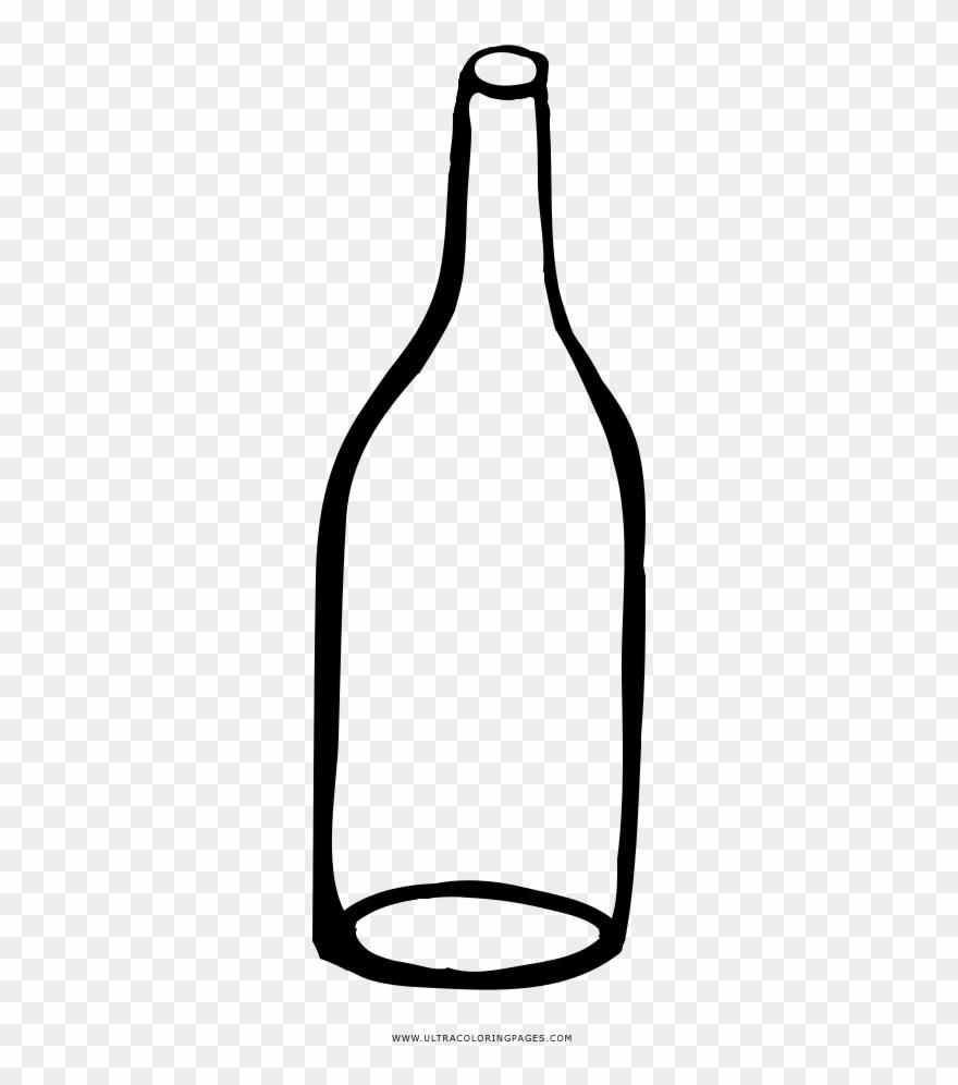 empty bottle coloring page glass bottle clipart 3274535 pinclipart empty bottle coloring page glass