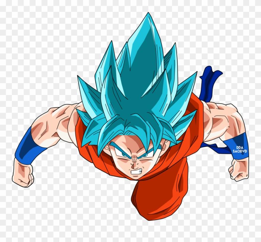 Goku Clipart Ssgss Imagenes De Dragon Ball Super Png Hd