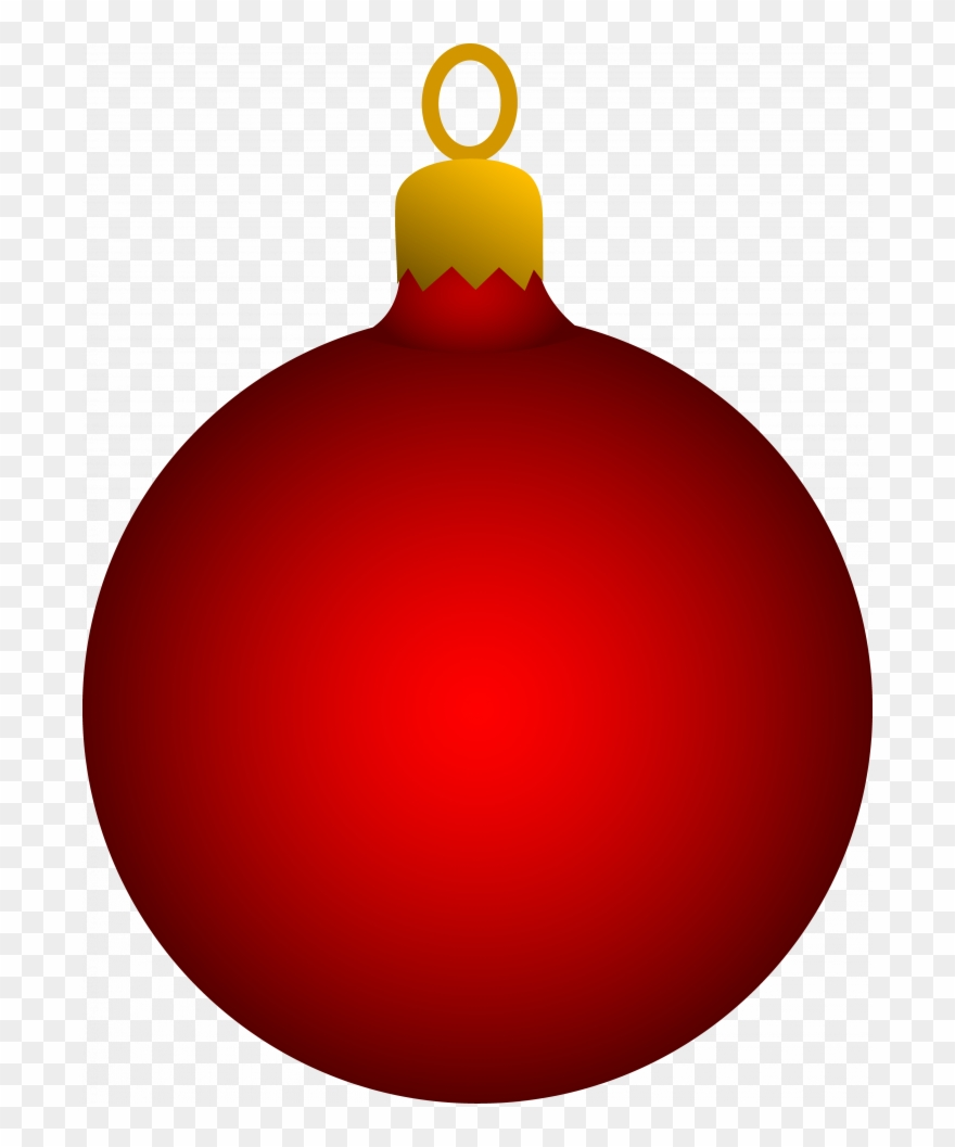 Red Christmas Ornaments.Christmas Ball Clipart Tree Phenomenal Ornaments Clip Red