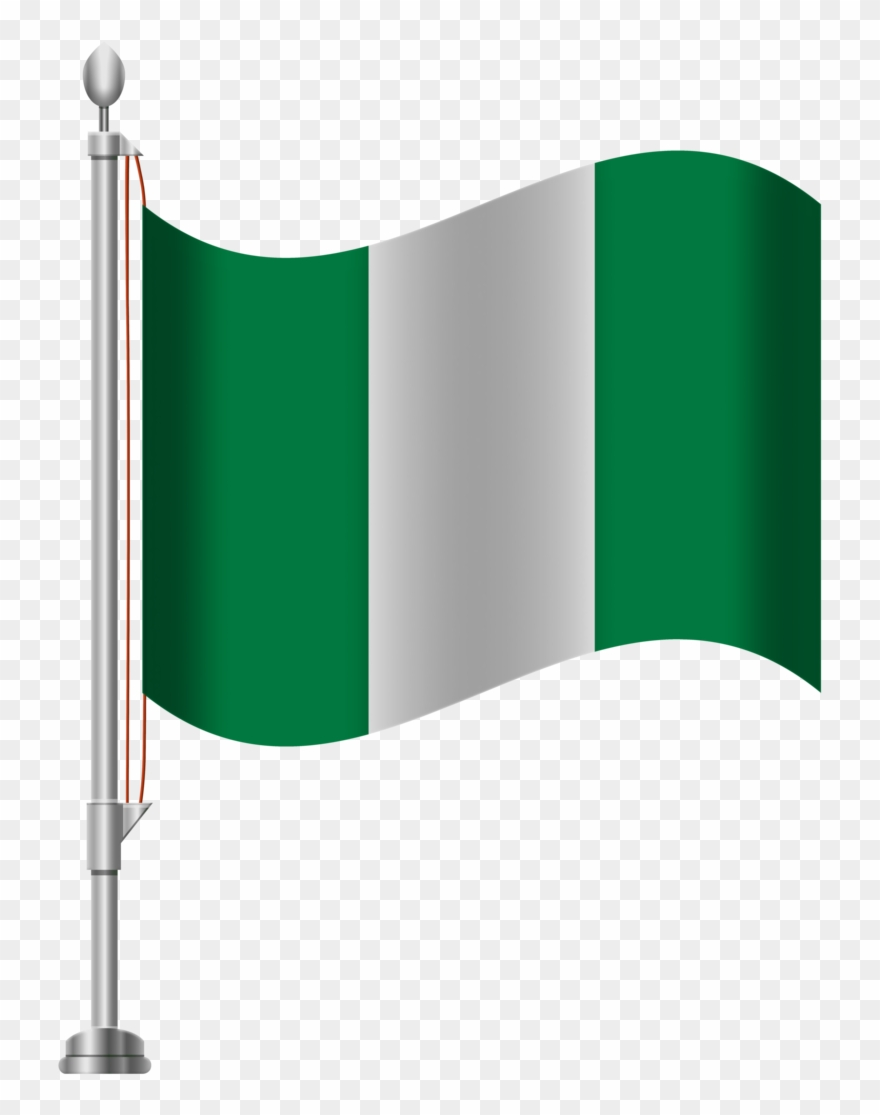 This Png File Is About Nigeria , Flag - Flag Black And White India Clipart