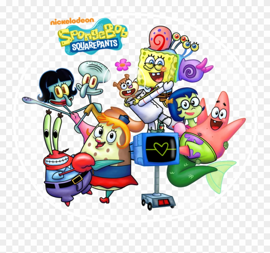 Download Free Printable Clipart And Coloring Pages Spongebob Patrick And Mindy Png Download Full Size Clipart 333160 Pinclipart