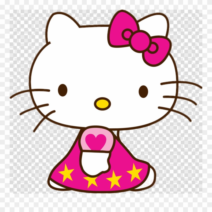 Cartoon Hello Kitty Clipart Hello Kitty Cat My Melody Hello Kitty Face Png Transparent Png 333893 Pinclipart