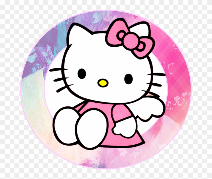 Party Clipart Hello Kitty