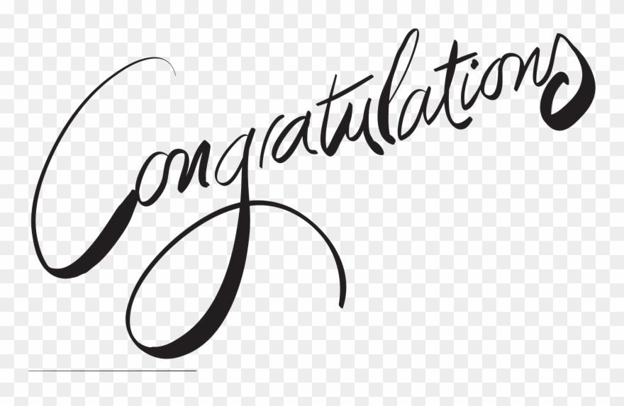 Graduate Drawing Congratulation Clipart Download - Png