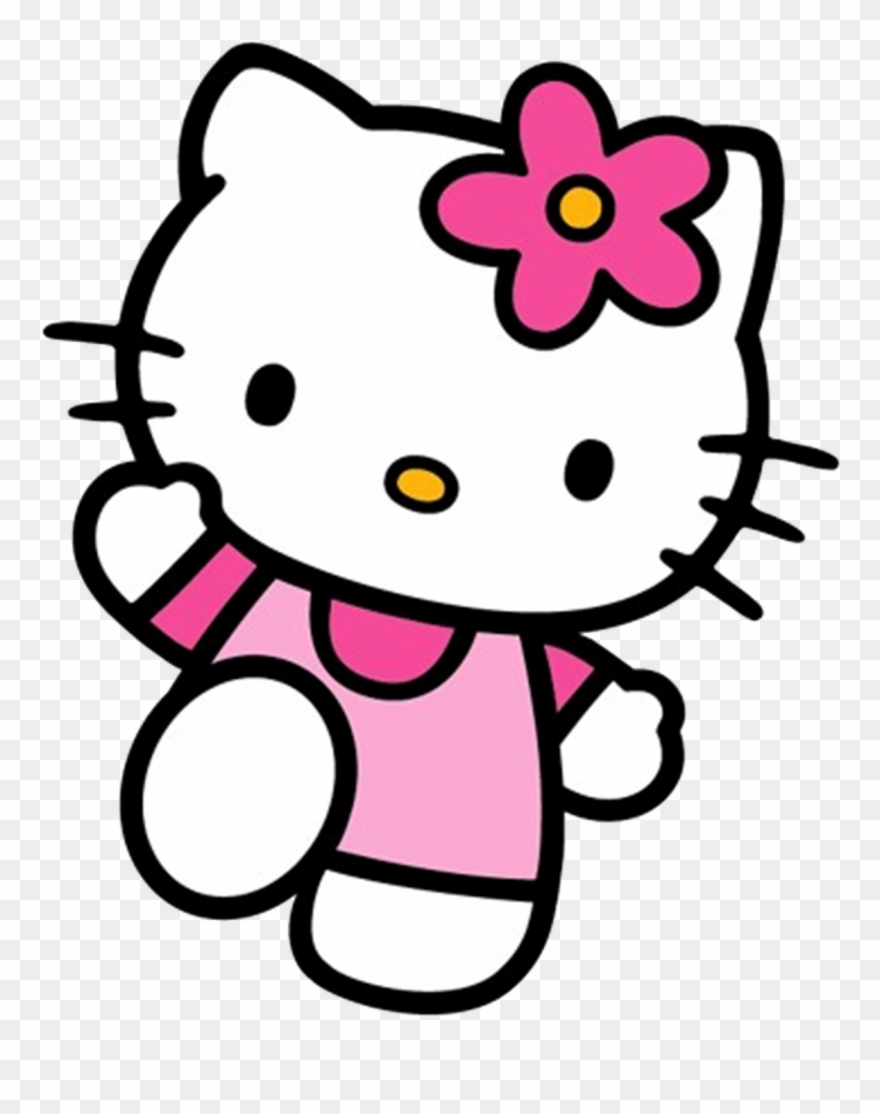 Doraemon Clipart Hello Kitty - Hello Kitty Png File Transparent Png