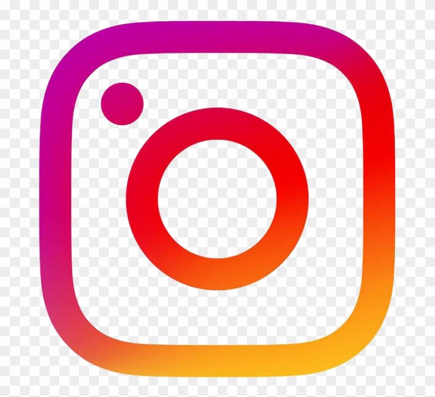 Instagram Clipart Psd - Instagram Logo Png Hd Download Transparent Png
