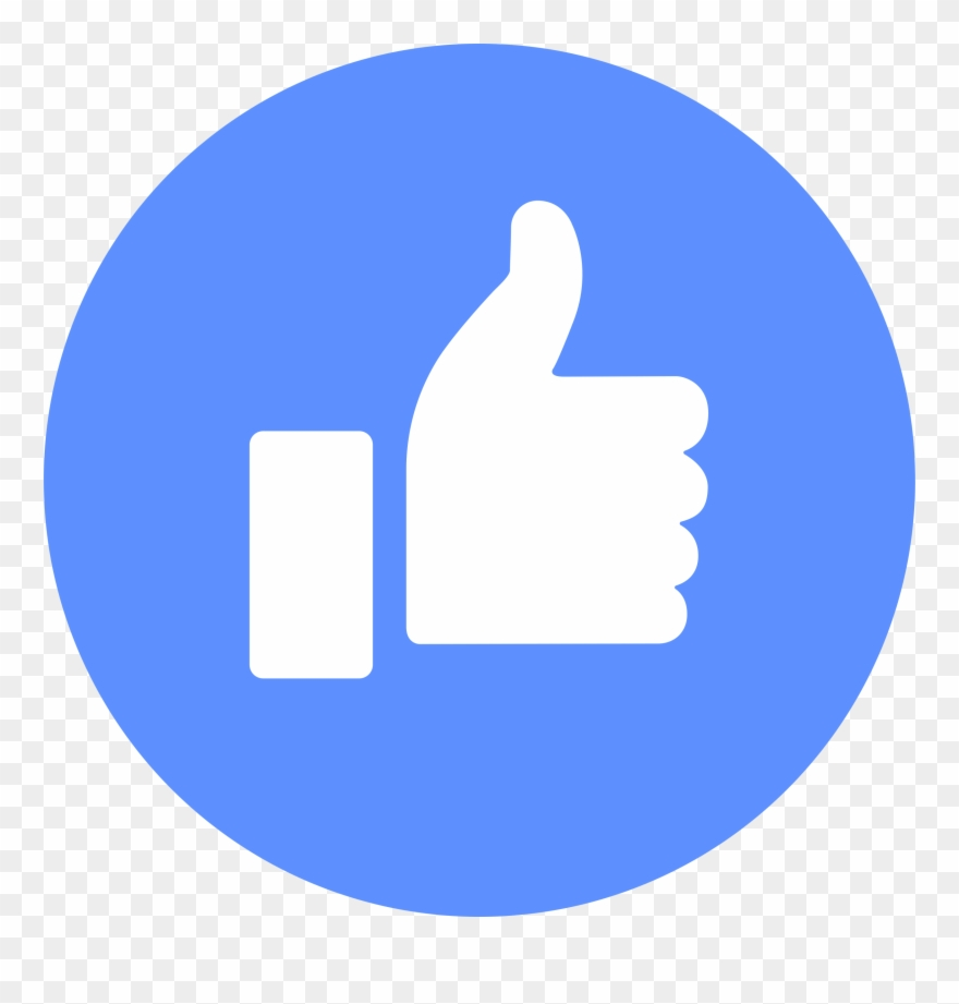 Instagram Clipart Likes - Facebook Messenger Round Icon - Png
