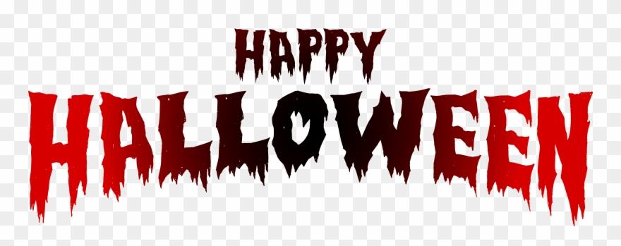 Happy Halloween Clipart (#29584) - PinClipart