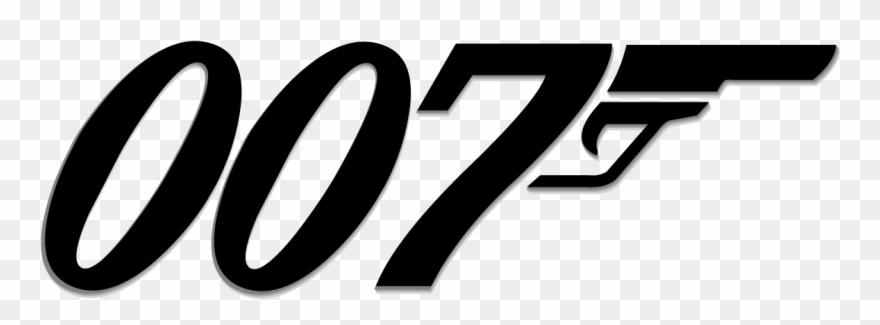 007 James Bond Gun Logo Vector Free Vector Silhouette ...