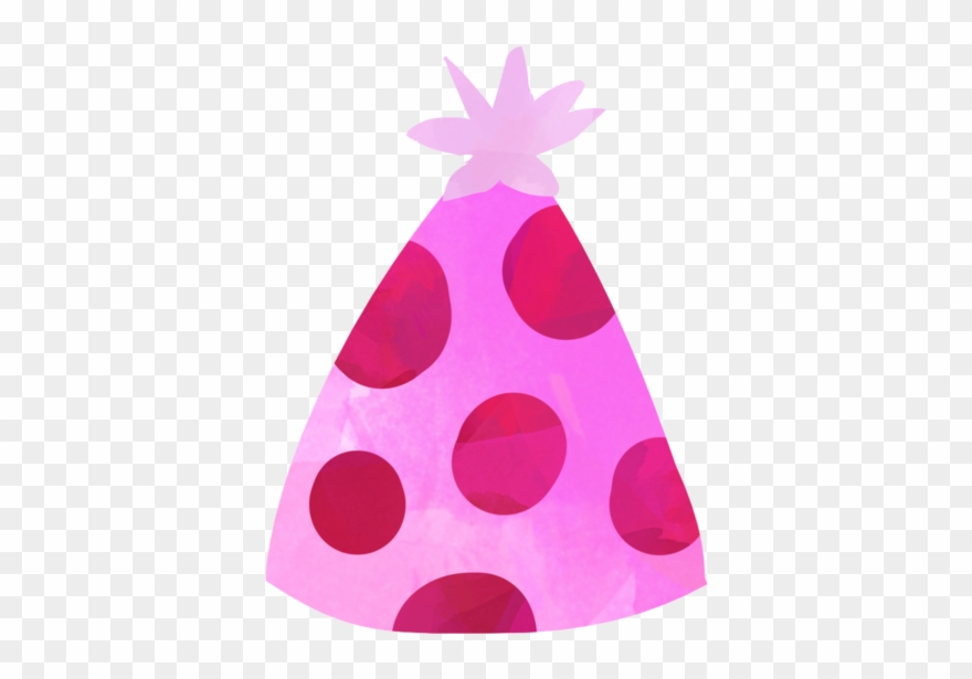 Party Pink Hat Christmas Tree Clipart 3312515 Pinclipart