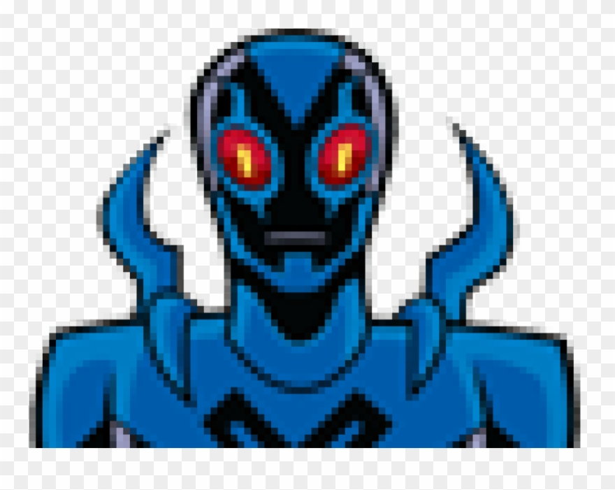 Blue Beetle Batman The Brave And The Bold Clipart ... - photo#37