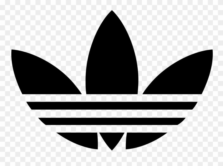 best service 370df d35d0 Adidas Style - Adidas Originals Logo Blue Clipart