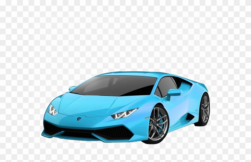 Blue Lamborghini Png Image Background Lamborghini Huracan Purple