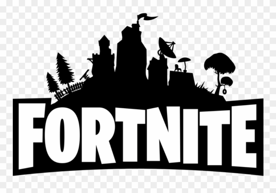 Filter Fortnite Epic Games Fortnite Logo Clipart 3317940