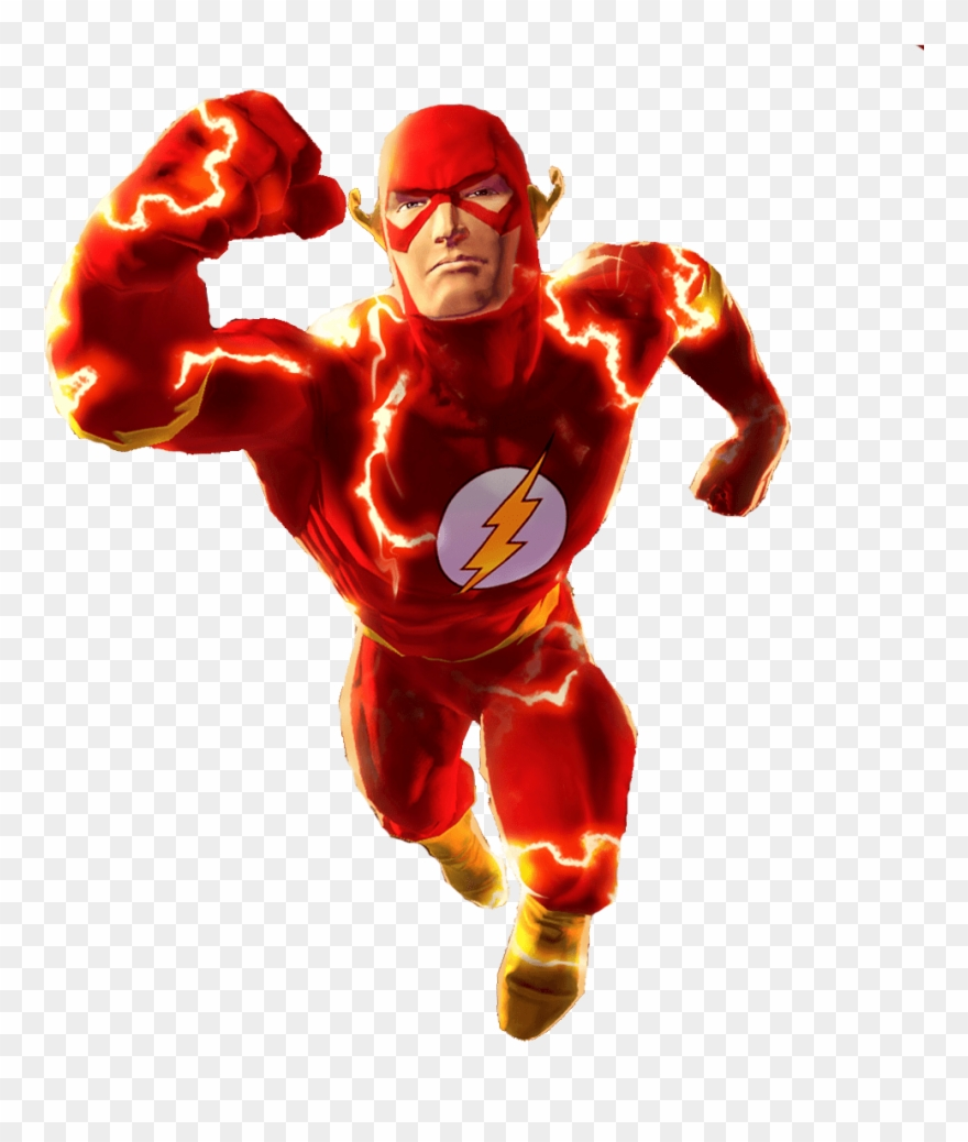 The Flash Clipart Gambar   Transparent Background The Flash ...