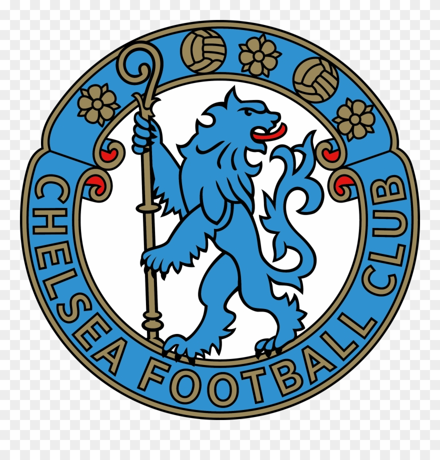 Chelsea Fc Chelsea Football, Chelsea Fc, Old Logo, - Chelsea Vector ...