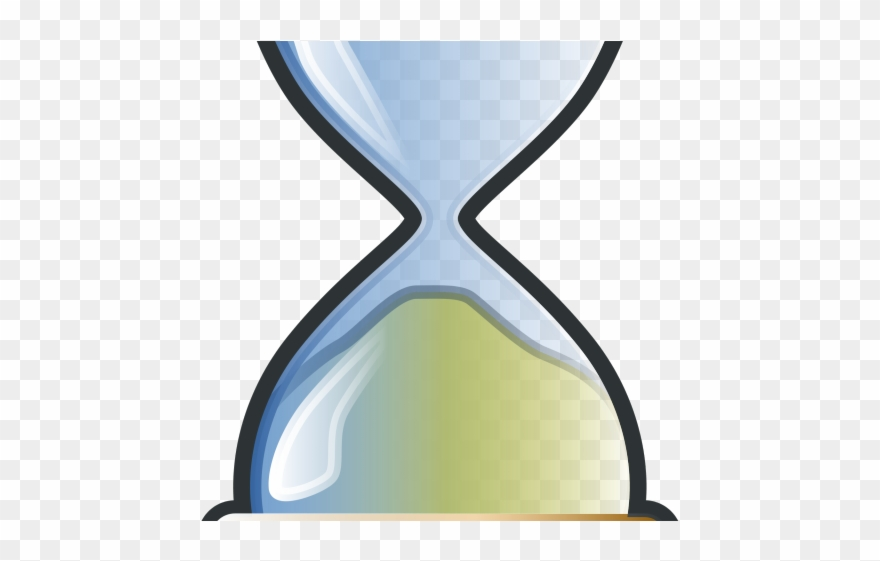 Hourglass Clipart Svg Flat Hourglass Gif Transparent