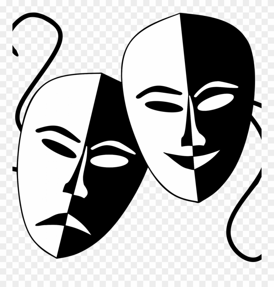 Comedy Tragedy Masks Png Drama Mask Clipart 3357134 Pinclipart See more ideas about drama masks, theatre masks, mask tattoo. comedy tragedy masks png drama mask