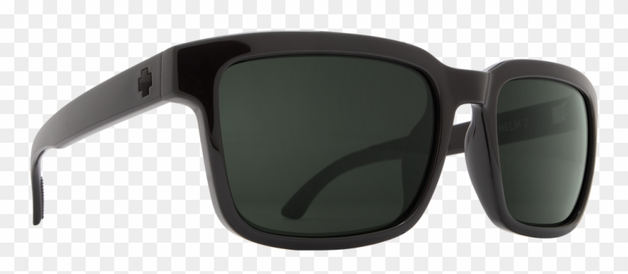 cac2e7c9ed6 Spy Optic Helm 2 Sunglasses - Plastic Clipart ( 3367719) - PinClipart