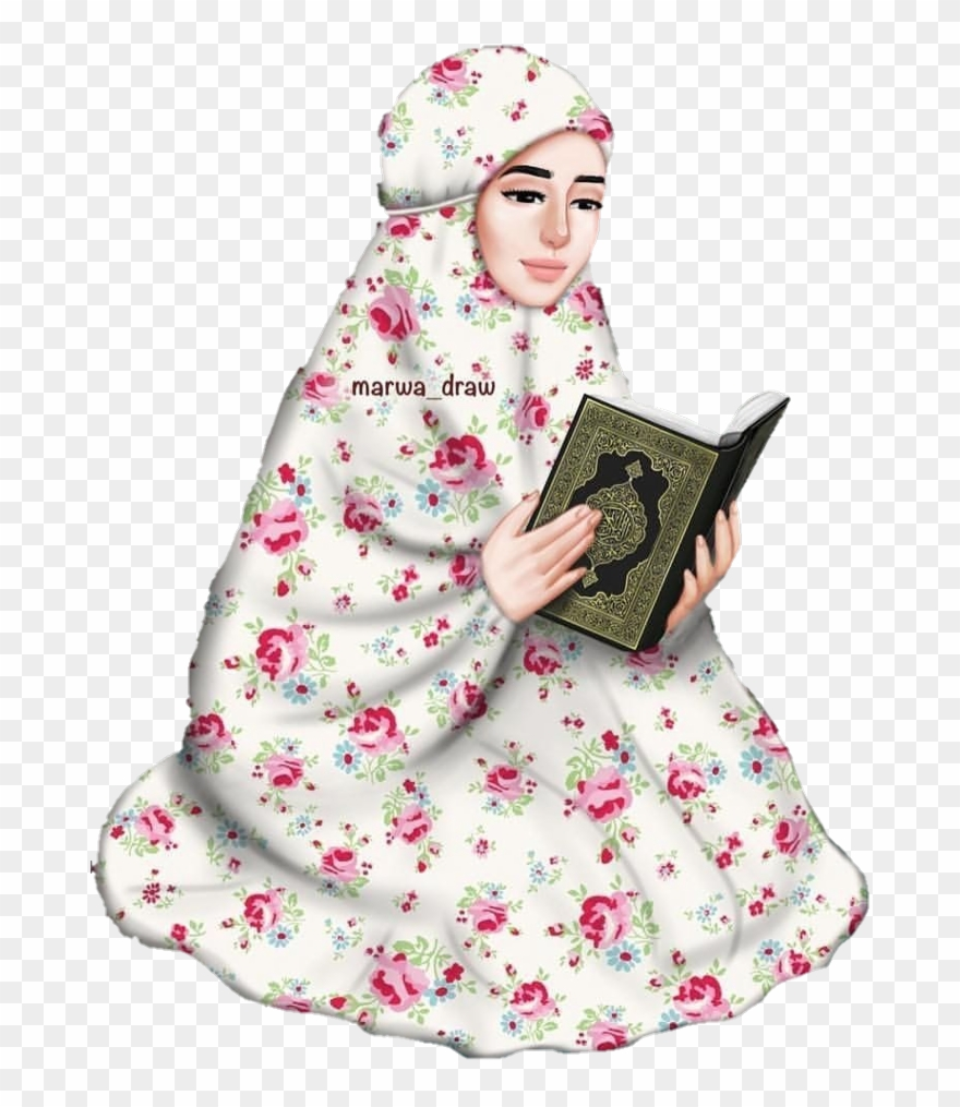Islamic Muslim Quran Alquran Prying Hijab Girls Allah Dua Quote