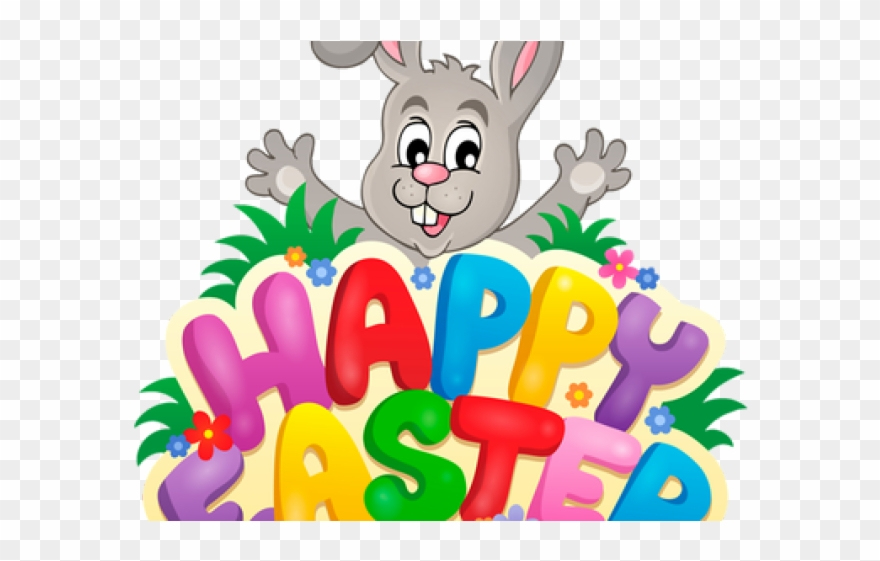 Easter Bunny Clipart Religious Easter Bunny Happy Easter Png