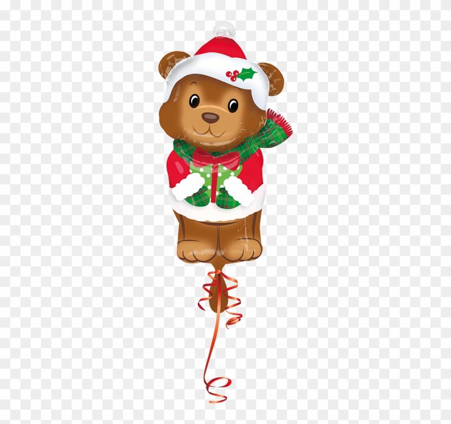 Gingerbread Man Air-Filled Stick Balloon – CTI Balloons