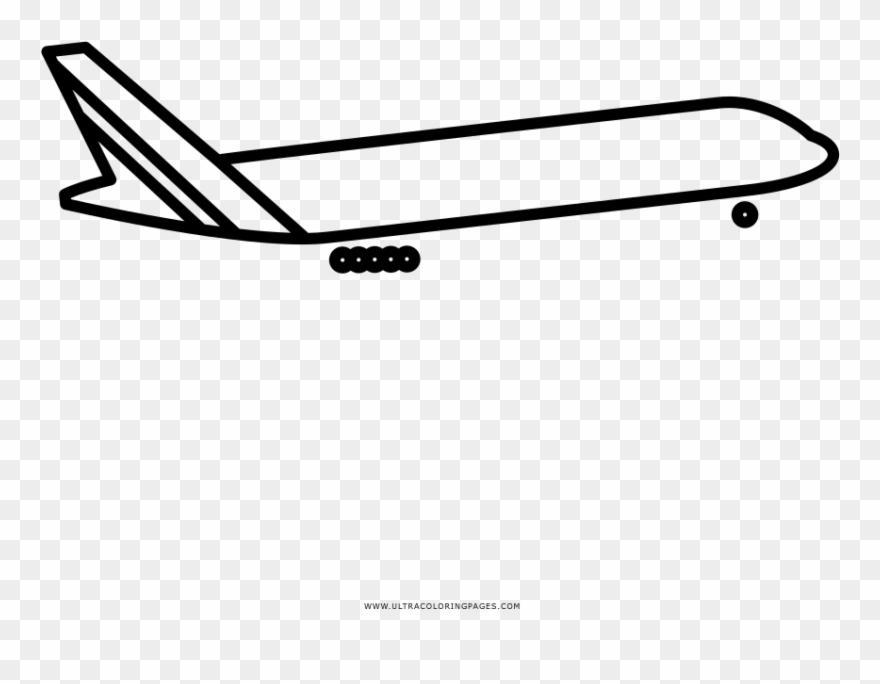 Flugzeug Ausmalbilder Mcdonnell Douglas Dc 10 Clipart 3385035