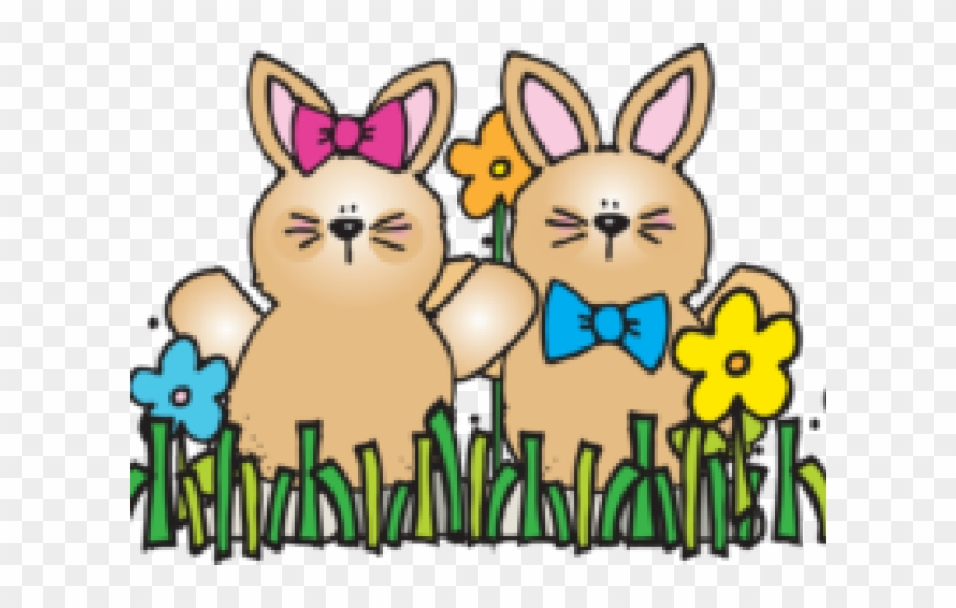 April melonheadz. Easter clipart png download
