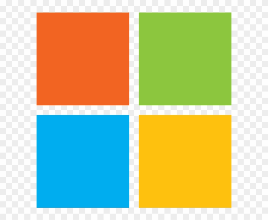 Microsoft transparent. Logo png free download