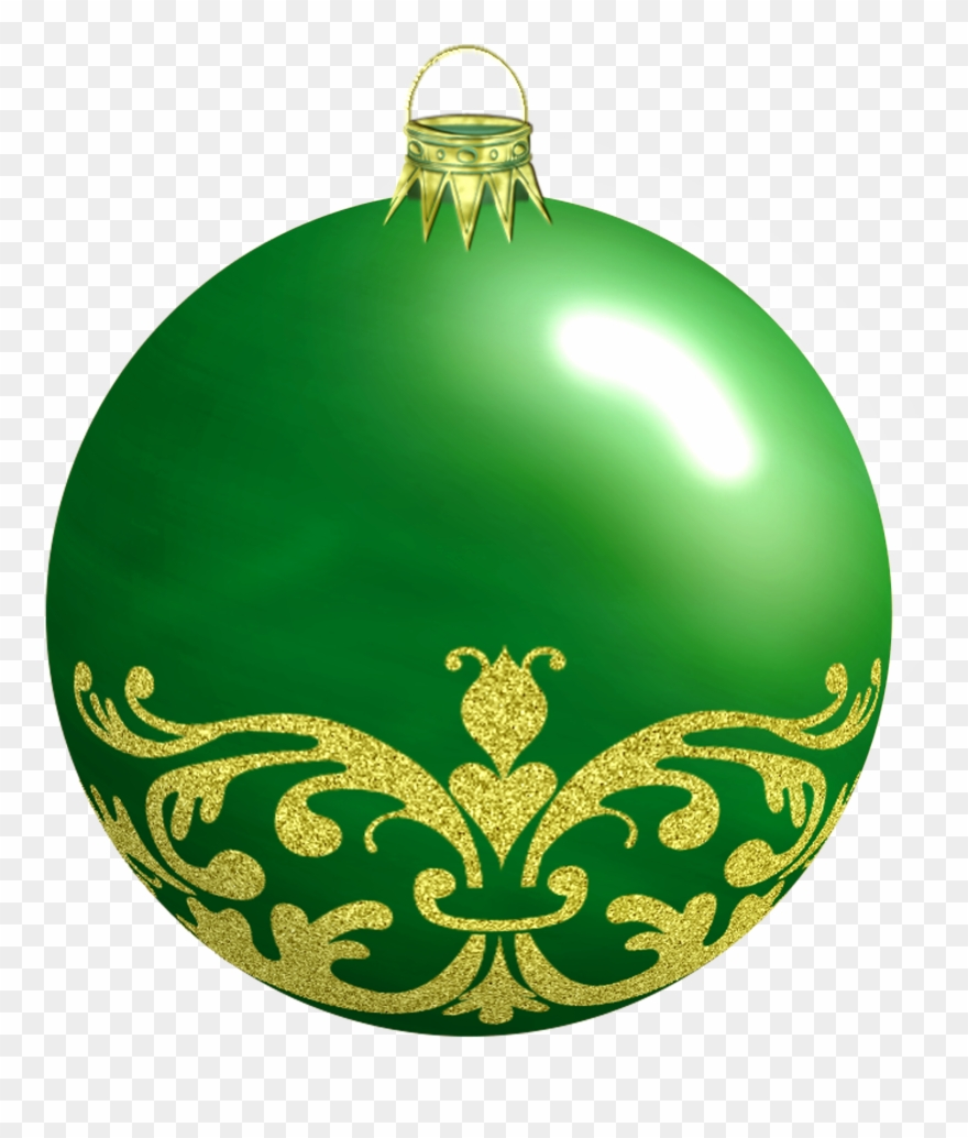 Baubles Clipart Object Christmas Ornament Png Transparent