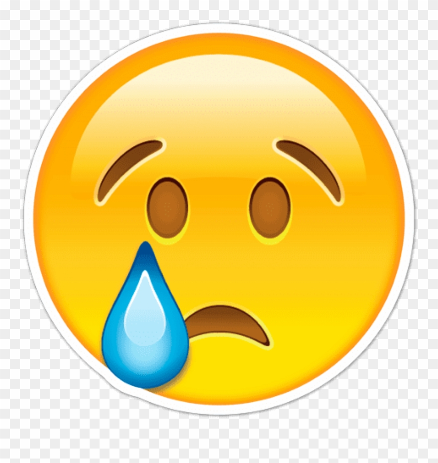 Free Png Download Sad Emoji Png Images Background Png - Different