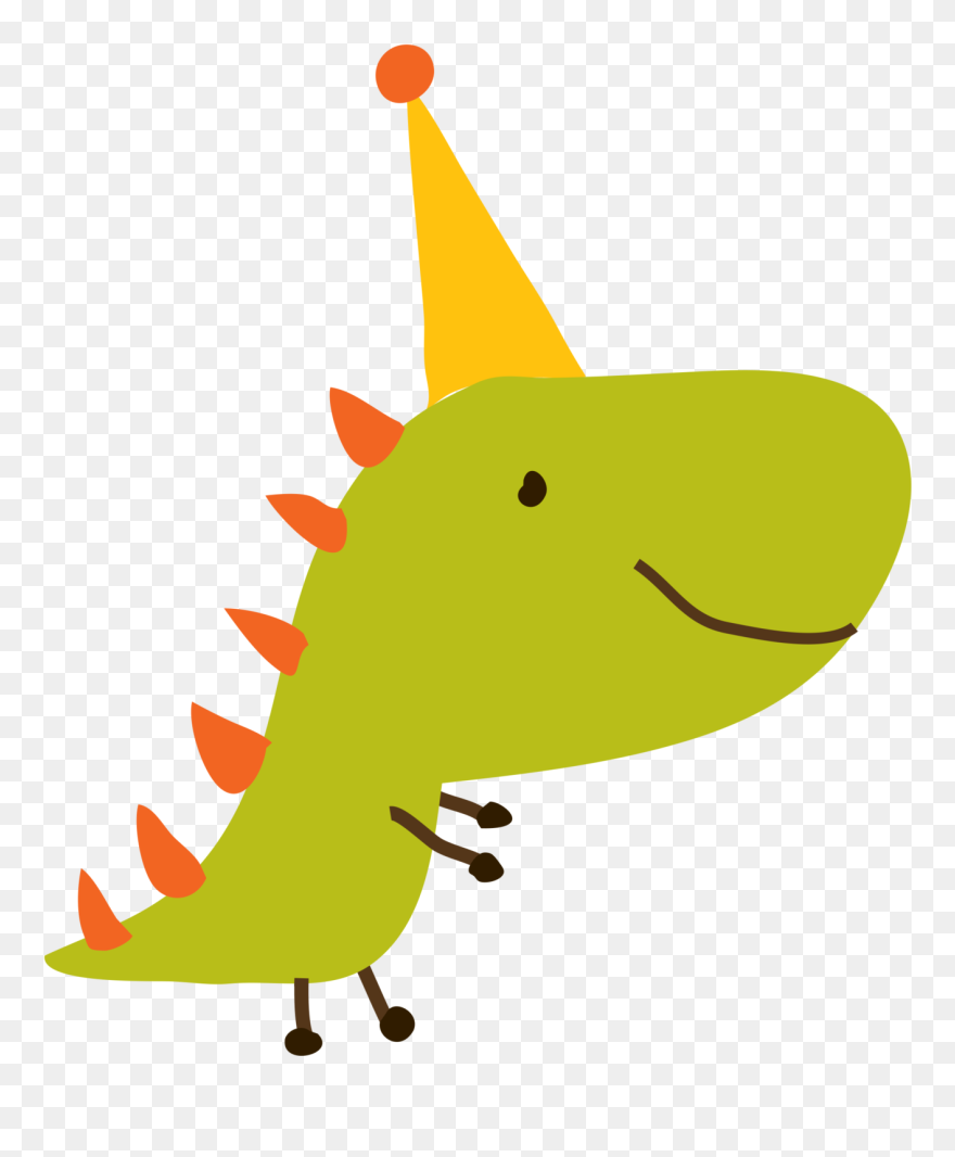 Party Dino Clipart 342013 Pinclipart