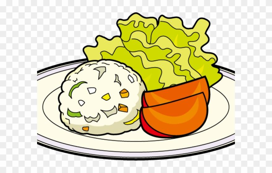 Salad Clipart Diet Potato Salad Cartoon Png Download 3406881