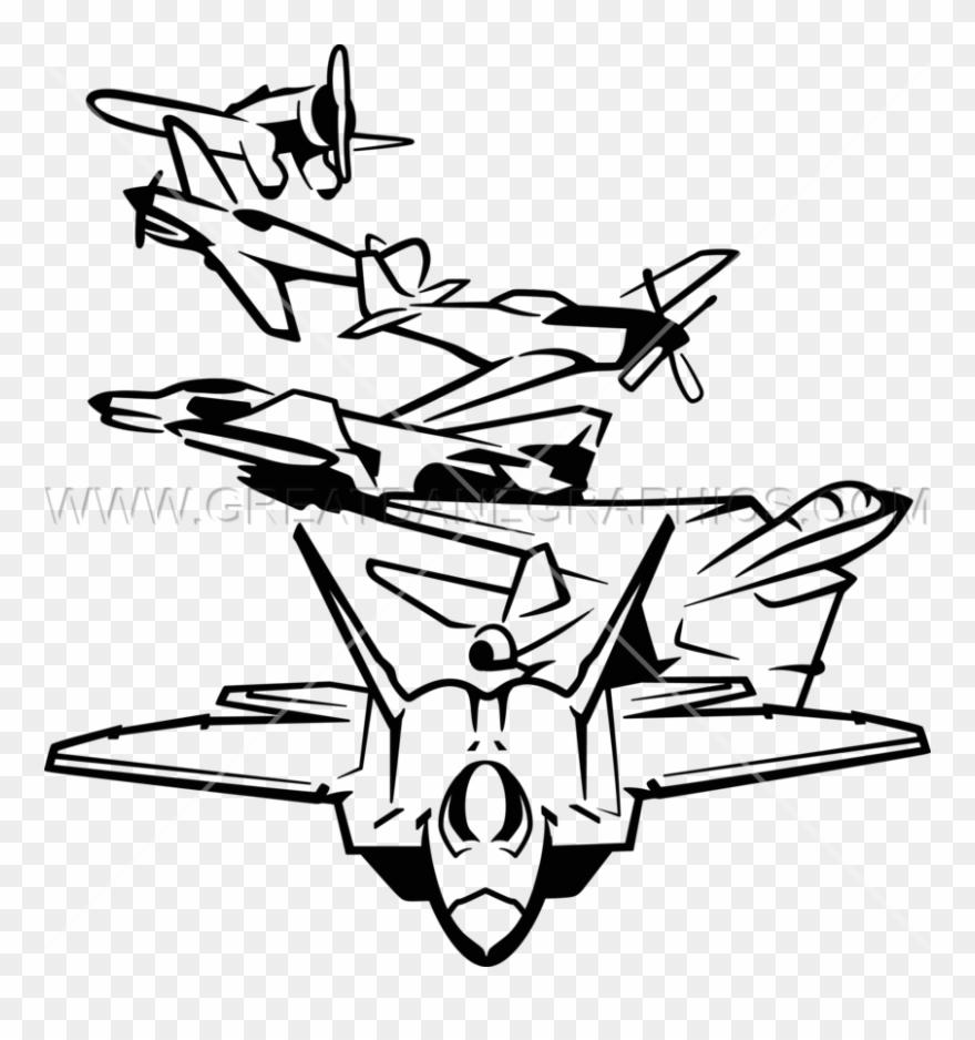 Drawn War Aeroplane Fighter Plane Drawing Png Clipart 3413558