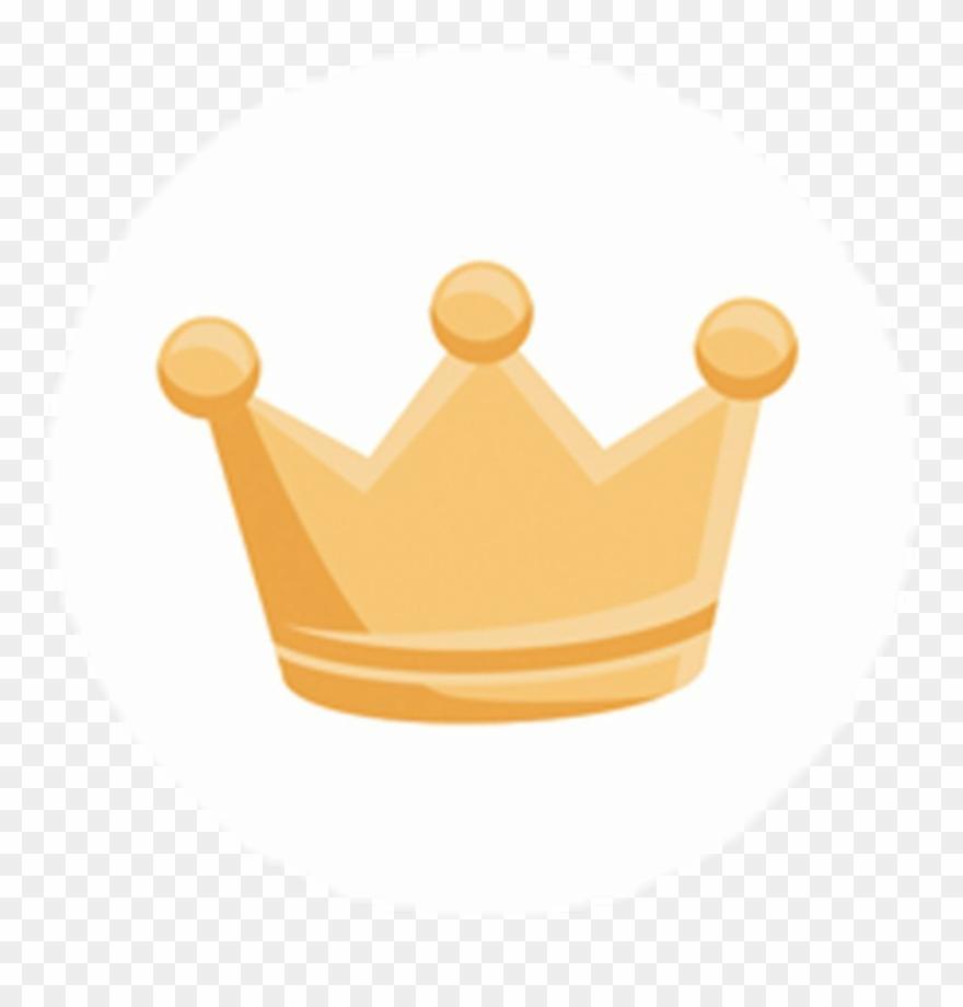Tik Tok Crown Png Clipart 3417282 Pinclipart