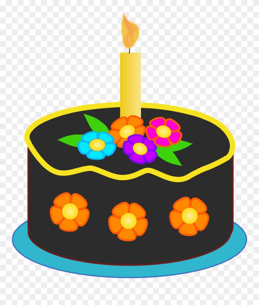 Happy Birthday Cake Clip Art
