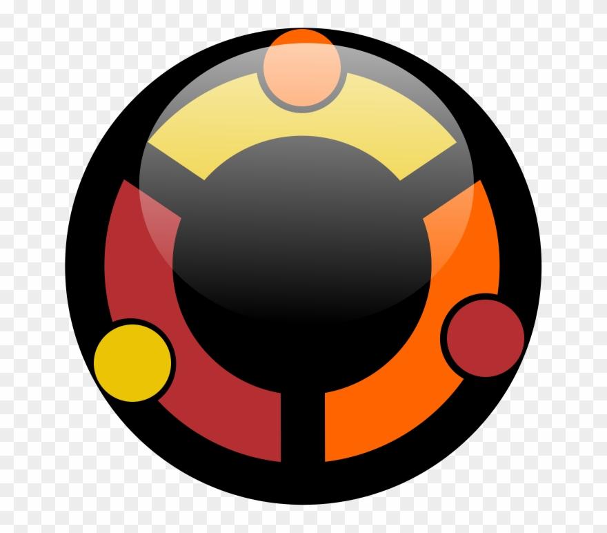 Make Ubuntu Logo With Corel Draw - Coreldraw Images For