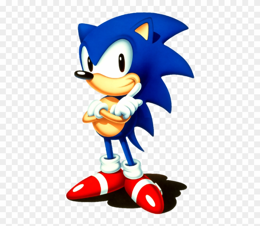 Sonic The Hedgehog 3 Sonic Clipart 3444243 Pinclipart