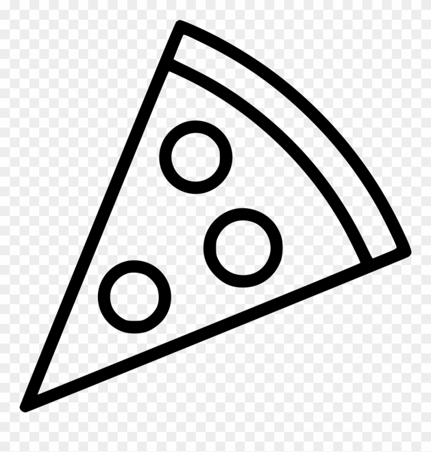 Pizza icon. Slice png clipart pinclipart
