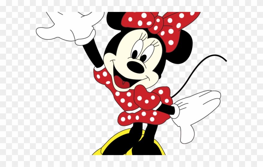 Minnie Mouse Clipart Hands Mini De Mickey Mouse Png Download
