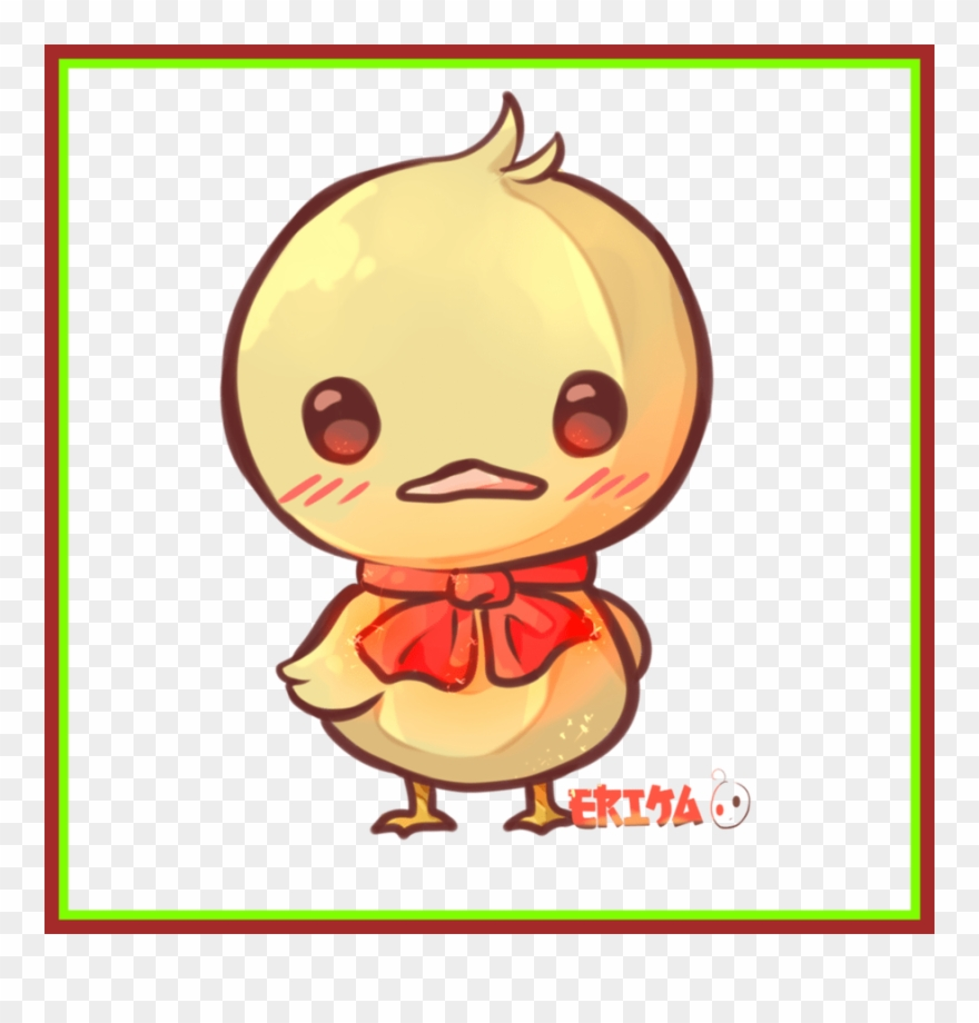 Animated Clipart Puppy Kawaii Duck Drawing Cute Png Download Full Size Clipart 3466969 Pinclipart