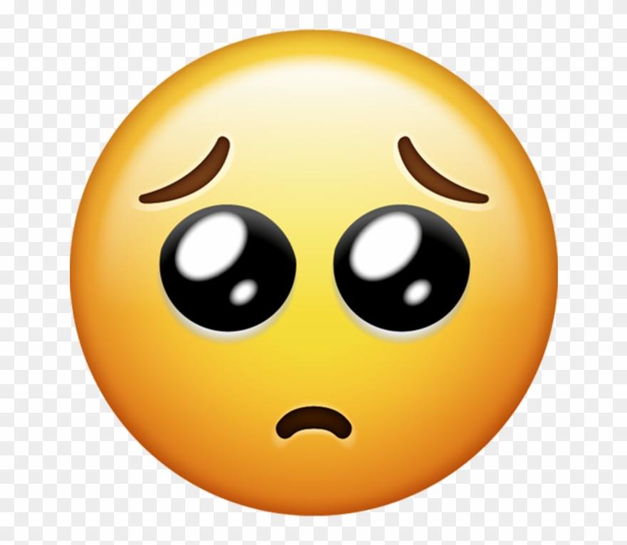 Crying Sad Emoji Png Whatsapp New Emoji 2018 Clipart 3467401 Pinclipart