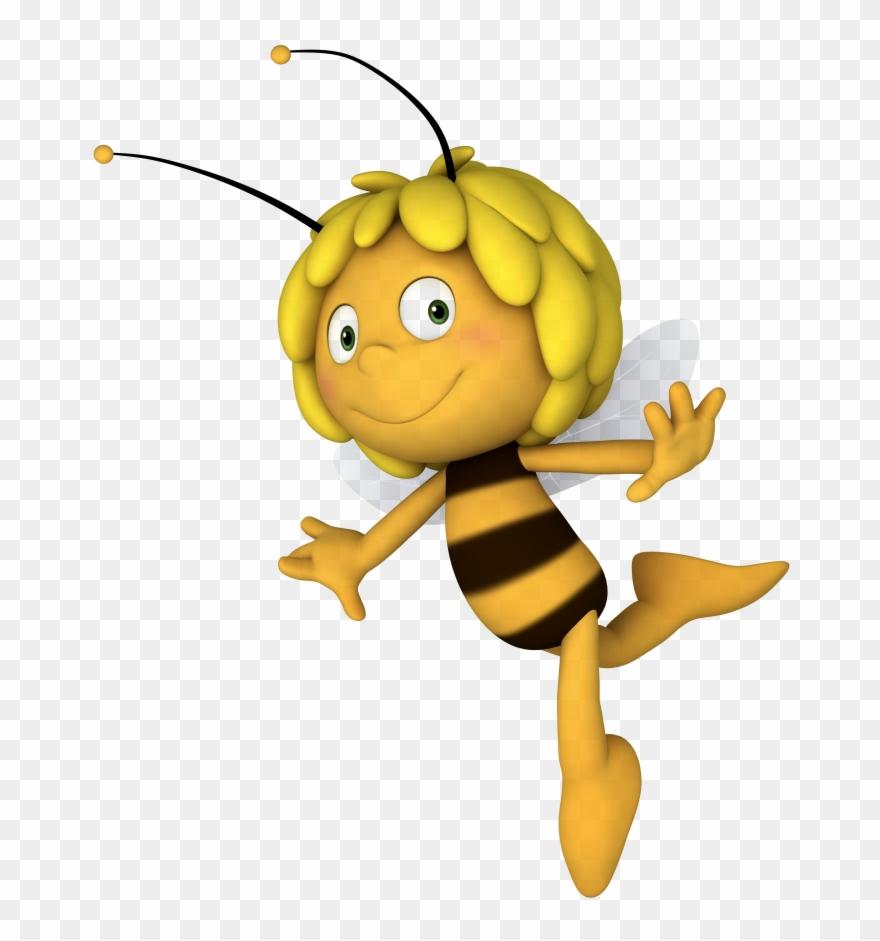 Die Biene Maja - Maya The Bee Png Clipart (#3472899