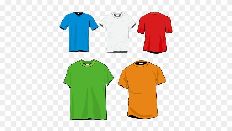 Sports Wear Clipart Summer - T-shirt - Png Download