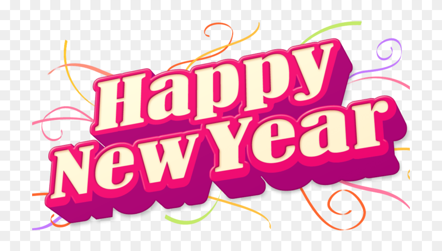 Happy New Year Clipart 2020 33